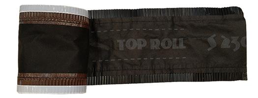 коньковая лента для металлочерепицы