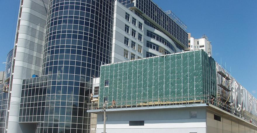 Ветробарьер для вентилируемого фасада