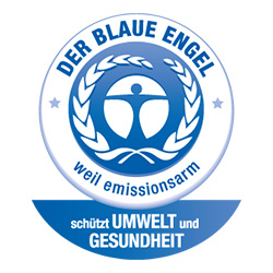 Сертификат голубой ангел