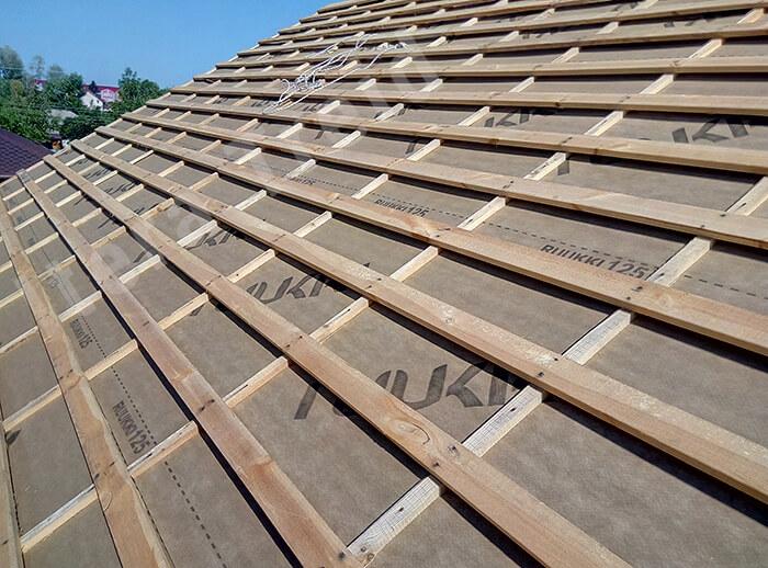 супердифузионная мембрана для крыши