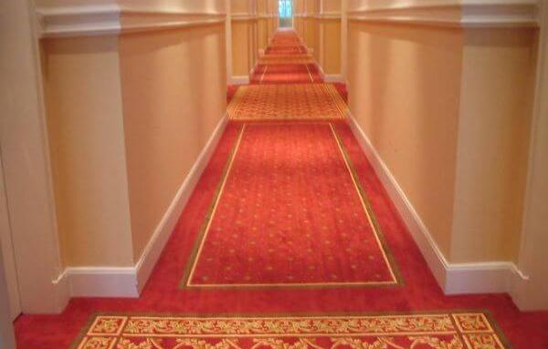 коммерческий ковролин для гостиниц