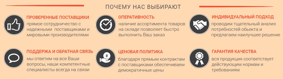 Стройматериалы в Киеве - интернет-магазин стройматериалов Итера Трейд