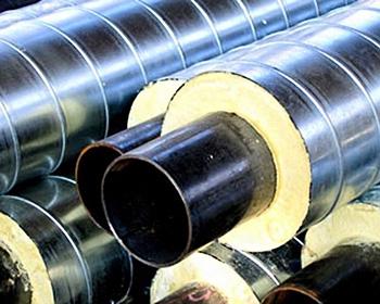 теплоізоляція трубопровода